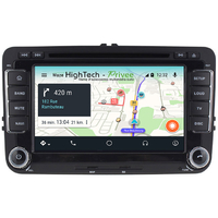 "Autoradio Android 9.0 GPS Skoda Octavia, Fabia, Yeti, Superb, Roomster, Praktik - Ecran 6,5"""