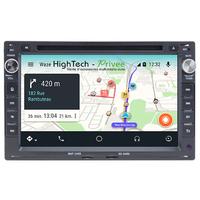 "Autoradio Android 9.1 Wifi Bluetooth GPS Volkswagen Golf 4, Bora, Polo, Passat, Lupo, T4 - écran 6,5"""