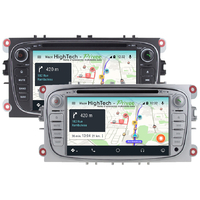 Autoradio Android 9.0 GPS Wifi Bluetooth Ford Mondeo, Focus, S-Max, Galaxy
