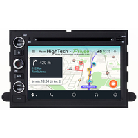 Autoradio GPS Wifi Bluetooth Android 9.0 Ford Mustang, Fusion, Explorer, F150, Focus, Edge
