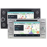 Autoradio Android 10 Wifi GPS Waze Ford Kuga et Ford Transit de 2006 à 2012