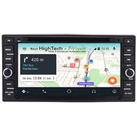 Autoradio GPS Android 9.0 Wifi Toyota RAV4 Corolla Yaris Hilux Land Cruiser 100 et Prado