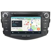 Autoradio Android 9.0 Wifi GPS Waze Toyota RAV4 de 2006 à 2012
