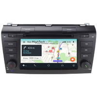 Autoradio Android 9.0 GPS Bluetooth Wifi Mazda 3 de 2004 à 2009
