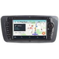 Autoradio Android 9.0 Wifi GPS Waze Seat Ibiza depuis 06/2008