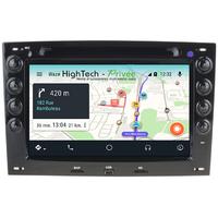 Autoradio GPS Android 9.0 Wifi Renault Megane 2