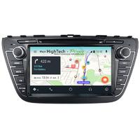 Autoradio Android 9.0 Wifi GPS Waze Suzuki S-Cross depuis 2013