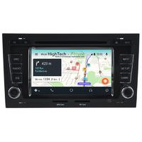 Autoradio GPS Waze Android 9.1 tactile Audi A4 et Seat Exeo
