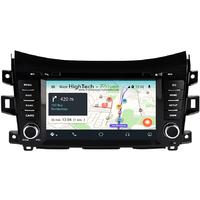 Autoradio Android 9.0 GPS Waze Wifi Nissan Navara NP300 depuis 2015