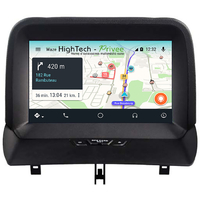Autoradio Android 9.0 GPS écran tactile Ford Tourneo
