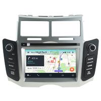 Autoradio Android 9.0 GPS écran tactile Wifi Toyota Yaris de 2005 à 2011
