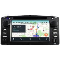 Autoradio Android 9.0 écran tactile GPS DVD Toyota Corolla de 2004 à 2007