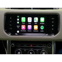 Apple CarPlay et AndroidAuto sur Land Rover Discovery et Range Rover Evoque Vogue et Sport de 2012 à 2015