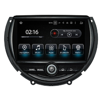 Autoradio Android 9.0 GPS DVD Mini de 2014 à 2018