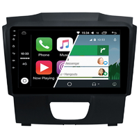 Ecran tactile Android Auto (option Carplay) GPS Wifi Bluetooth Chevrolet Trailblazer et Isuzu D-Max