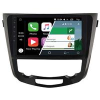 Ecran tactile Android Auto (option Carplay) GPS Wifi Bluetooth Nissan X-Trail et Qashqai depuis 2014