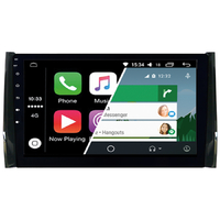 Ecran tactile Android Auto et Carplay GPS Wifi Bluetooth Skoda Kodiaq