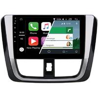 Ecran tactile Android Auto (option Carplay) GPS Wifi Bluetooth Toyota Yaris depuis 2016