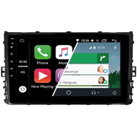 Ecran tactile Android Auto (option Carplay) GPS Wifi Bluetooth Volkswagen Polo Golf Passat Tiguan T-Roc T-Cross et Arteon depuis 2018