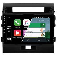 Ecran tactile Android Auto (option Carplay) GPS Wifi Bluetooth Toyota Land Cruiser 200