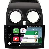 Ecran tactile Android Auto (option Carplay) GPS Wifi Bluetooth Nissan Qashqai de 2008 à 2014