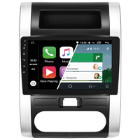 Ecran tactile Android Auto (option Carplay) GPS Wifi Bluetooth Nissan X-Trail de 2007 à 2011