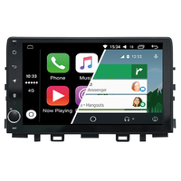 Ecran tactile Android Auto (option Carplay) GPS Wifi Bluetooth Kia Rio depuis 2017