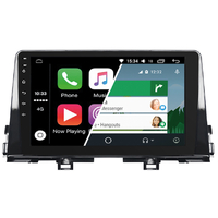 Ecran tactile Android Auto (option Carplay) GPS Wifi Bluetooth Kia Picanto depuis 2017