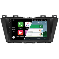 Ecran tactile Android Auto (option Carplay) GPS Wifi Bluetooth Mazda 5 et Premacy