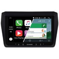 Ecran tactile Android Auto (option Carplay) GPS Wifi Bluetooth Suzuki Swift depuis 2017
