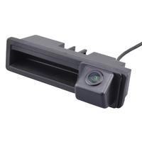 Caméra de recul avec poignée d'ouverture de coffre pour Audi A3 A4 A5 A6 et Audi Q7