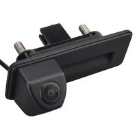Caméra de recul avec poignée d'ouverture de coffre pour Skoda Fabia et Audi A1
