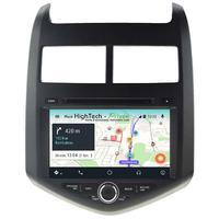 Autoradio Android 9.0 GPS Chevrolet Aveo depuis 2011