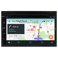 Autoradio GPS Wifi Bluetooth Android 9.1 Peugeot 207, Peugeot 307, Partner
