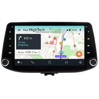 Ecran Tactile Android 9.0 GPS Hyundai i30 depuis 2018