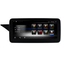 Ecran tactile 7 pouces avec Navigation GPS Wifi Android 7.1 Mercedes Classe E de 2009 à 2016