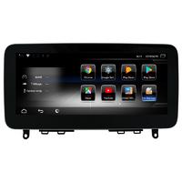 Autoradio avec écran tactile Android 7.1 GPS Mercedes Classe C W204 de 2008 à 2014