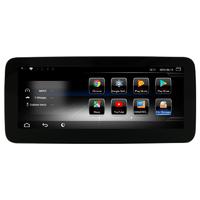Autoradio écran tactile 26 cm Android GPS Mains libres Mercedes Classe C, Classe V et GLC de 2015 à 2018