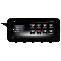 Ecran tactile 26 cm Android 7.1 GPS Mercedes Classe GLK X204 de 2008 à 2015
