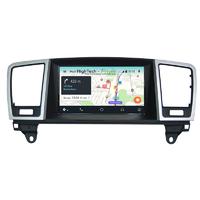 """Autoradio écran tactile 9"""" Android GPS Bluetooth Mercedes ML de 2012 à 2018 et GL de 2013 à 2015"""