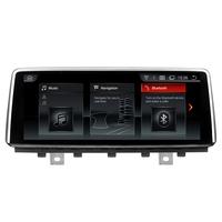 Autoradio GPS Android 8.1 écran tactile Bluetooth BMW X5 F15 de 2014 à 2017