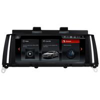 "Autoradio Android GPS écran tactile 8.8"" BMW X3 F25 et BMW X4 F26"
