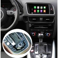 Apple CarPlay et AndroidAuto sur Audi A4, A5, A6, A7, A8 et Audi Q5 avec MMI 3G