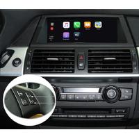 Apple CarPlay sur votre BMW X1 E84, X3 F25, X5 E70, X6 E71 et Série 1, Série 3 E90 et Série 5 E60 F10 de 2008 à 2012