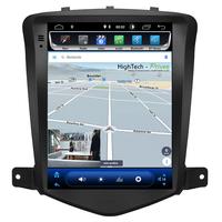 Tablette tactile Tesla Style Chevrolet Cruze de 2009 à 2013 : ecran tactile HD 24,6 cm 1080P