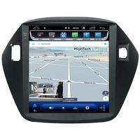 Tablette tactile Tesla Style Hyundai IX35 de 2010 à 2013 : Android 9.0 GPS Wifi Bluetooth