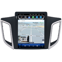 Tablette tactile Tesla Style Hyundai IX25 : Android 9.0 GPS Wifi Bluetooth