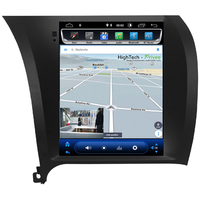 Tablette tactile Tesla Style Kia Cerato : Android 9.0 GPS Wifi Bluetooth