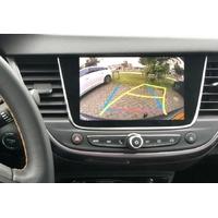 Interface Multimédia et caméra de recul compatible Opel Crossland X, Grandland X et Combo Zafira depuis 2018
