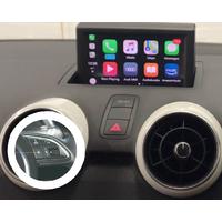 Ajouter la fonction Apple CarPlay et Android Mirroring sur Audi A1 de 2012 à 2018